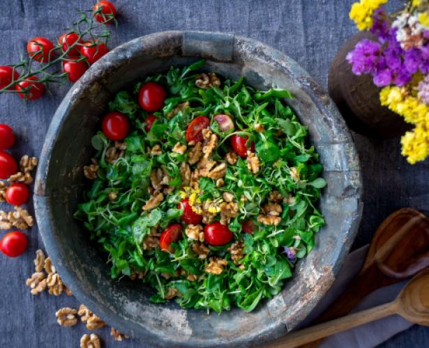 Les 4 bienfaits prouvés d'un régime à base de plantes