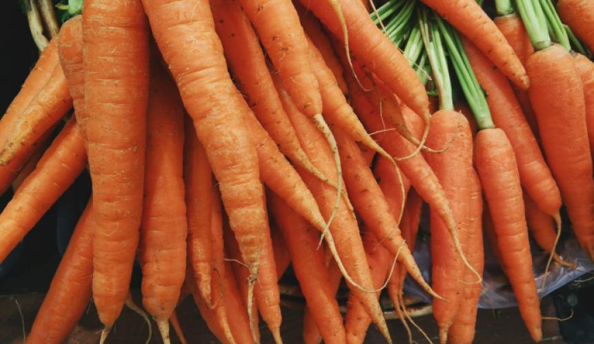 Superaliment: La carotte
