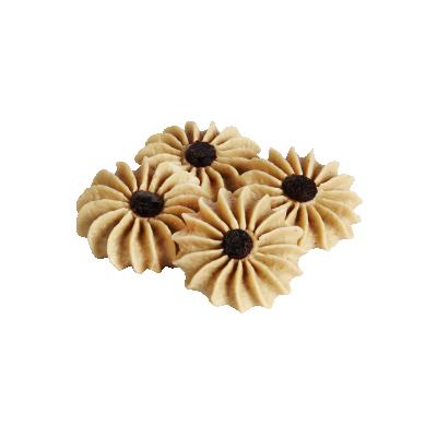 Biscuits crus citronvanille BIO