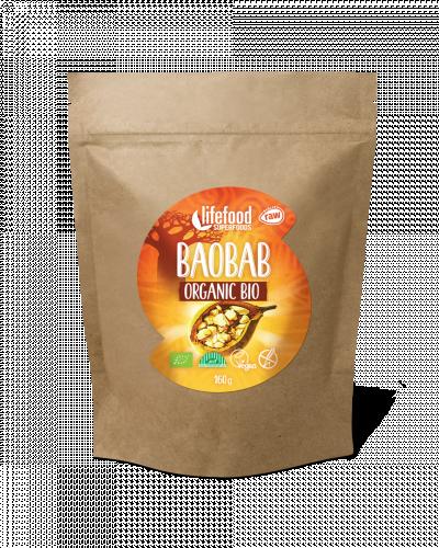 Pulpe de fruit de baobab BIO&CRU