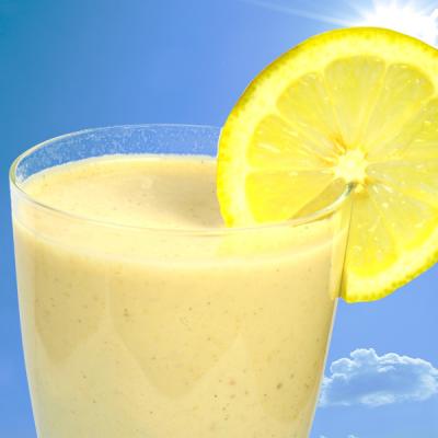 Crème-dessert au citron