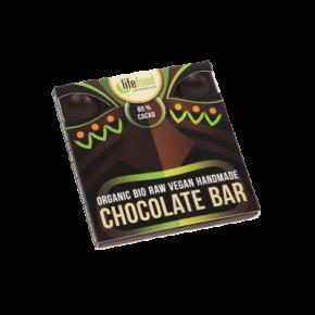 Chocolat cru 80%cacao BIO (35 g)