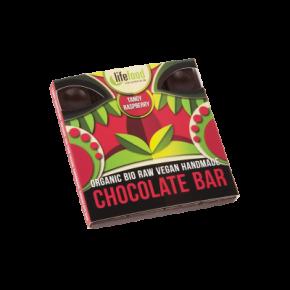 Chocolat cru framboise BIO