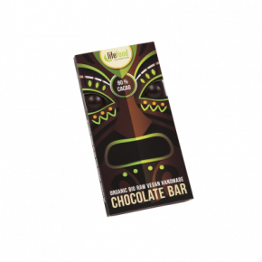 Chocolat cru 80%cacao BIO