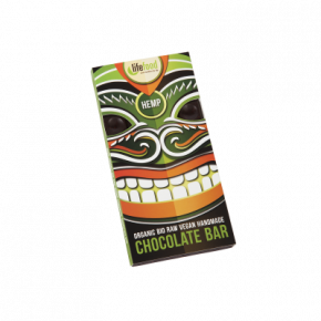 Chocolat cru chanvre BIO
