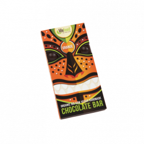 Chocolat cru orange BIO