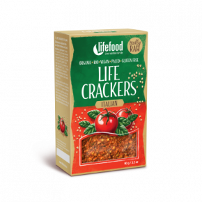 Crackers crus àl'italienne BIO