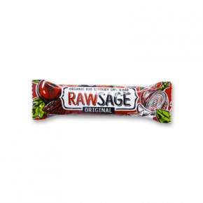 Barre RAWSAGE noixetlégumesBIO&CRU