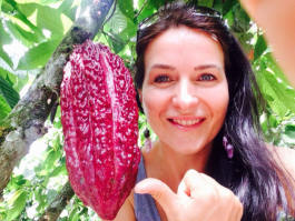 Interview de Tereza Havrlandova: sa passion pour l'alimentation vivante