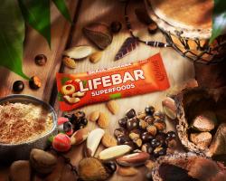 De nouveaux tests en laboratoire: Lifebar Superfoods avec magnésium et sélénium