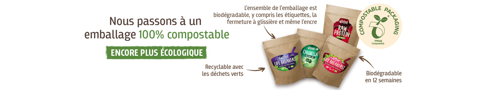 Emballages-compostables